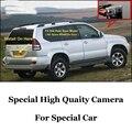 Cámara del coche Para TOYOTA Land Cruiser LC 120 Prado LC120 2002 ~ 2009 Alta calidad de Visión Trasera Cámara posterior Para Ventiladores de Uso | CCD + RCA