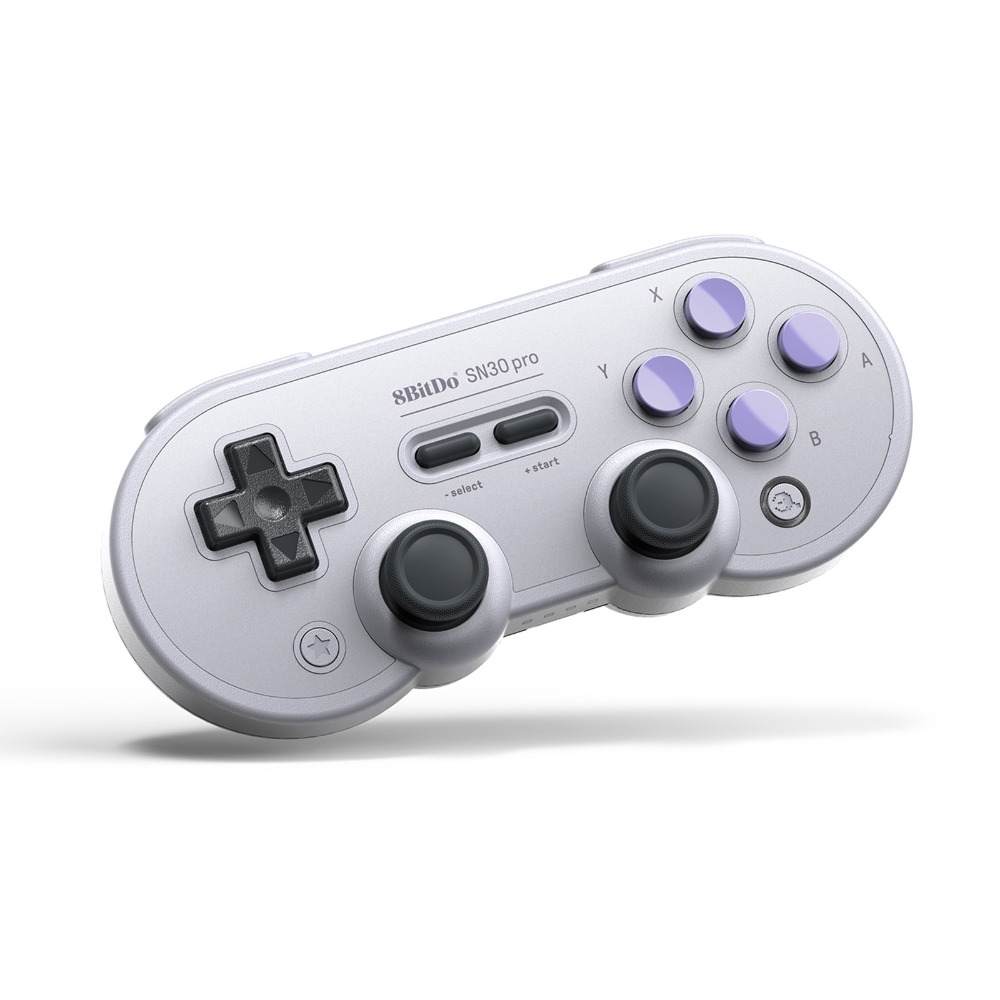 For 8Bitdo SN30 Pro G Wireless Bluetooth Joystick Gamepad Controller for NS Nintendo Switch Steam Windows Android Mac OS Parts 8bitdo fc30 pro wireless bluetooth controller dual classic joystick for android gamepad pc mac linux