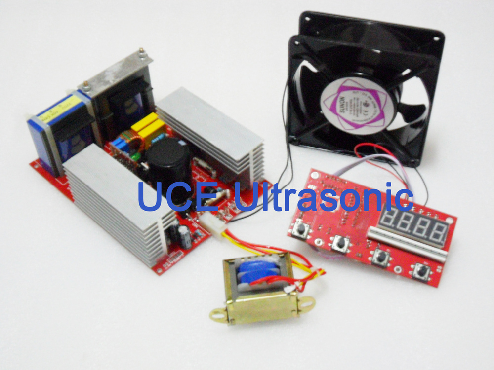 200W ultrasonic power generator+display board,Ultrasonic frequency and current adjustable romanson rm 2651q lj wh