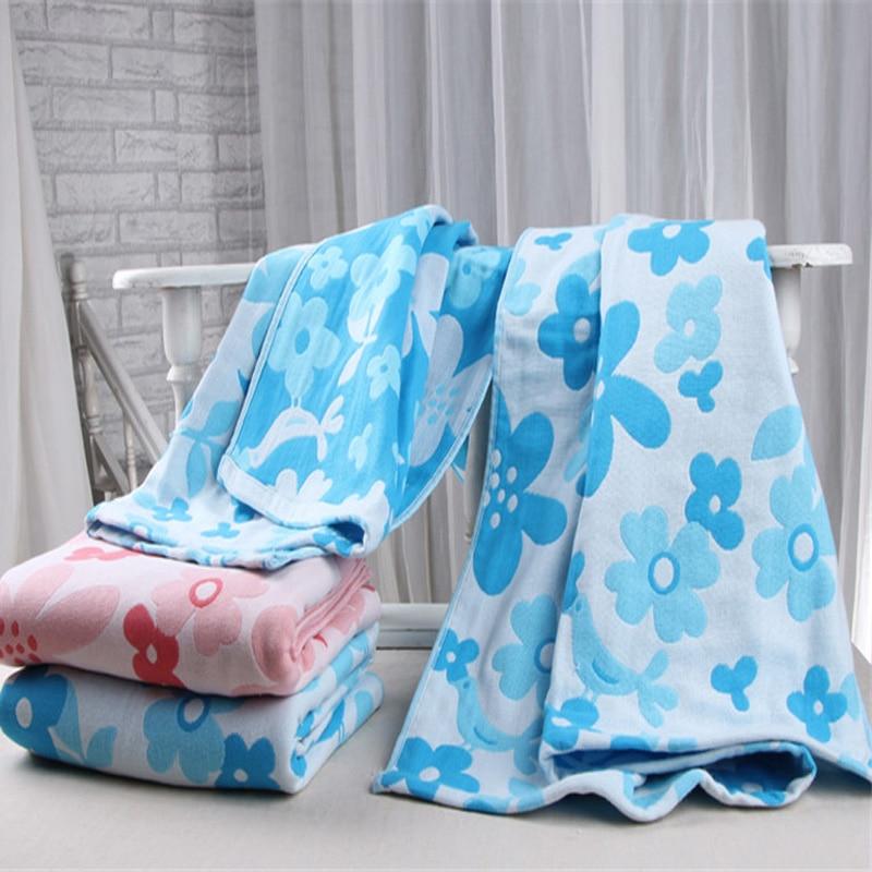 Wholesale Price Luxury 3 Layers Of Yarn Bath Towels 80x142
