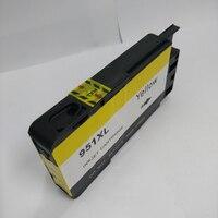Einkshop 951XL желтый совместимый картридж Замена для hp 950 951XL Officejet pro 8100 8610 8620 8630 8600 принтер