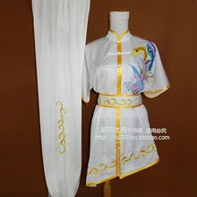 Customize Chinese wushu uniform Kungfu clothing Martial arts clothes taolu suit changquan for women men boy girl children kids