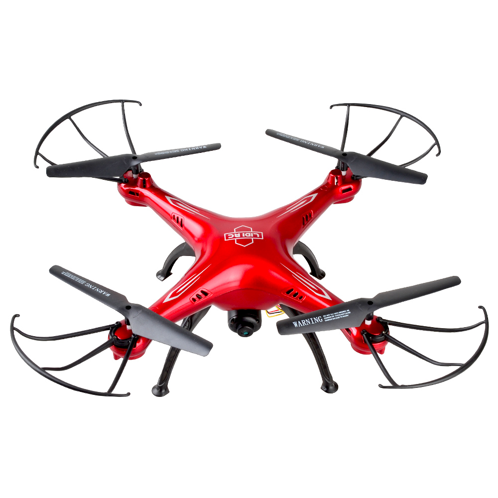 LIDIRC L15HW 2 4G 4CH 6 Axis WIFI FPV RC font b Drone b font Helicopter