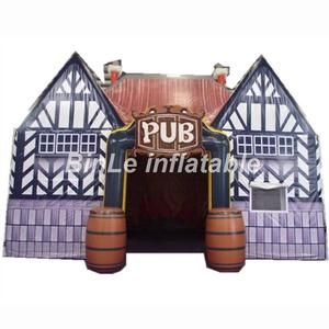 Inflatable-Bar-Tent House Pub-Bar Moveable Exhibition Oxford Customized For-Sale