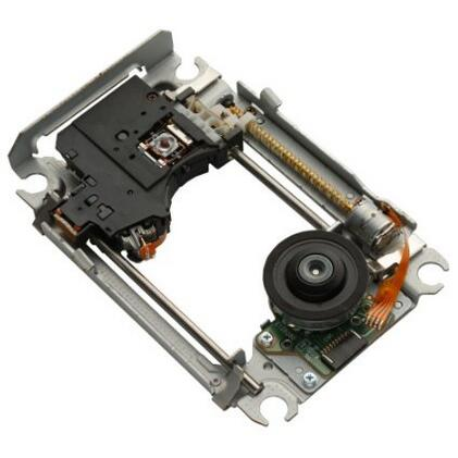Hot sale Laser Lens With Deck Mechanism KEM-490AAA KEM 490 AAA KEM 490A Optical Pickups Original Replacement For Sony/PS4 Games