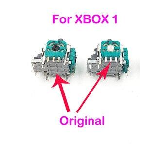 Image 2 - 10pcs Origina 또는 OEM Xbox One 컨트롤러 용 고품질 3D 아날로그 조이스틱 스틱 센서 모듈