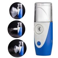 Home Health Care Portable Rechargeable Nebulizer Automizer Mini Nebulizer Children Care Handheld Inhale Nebulizer