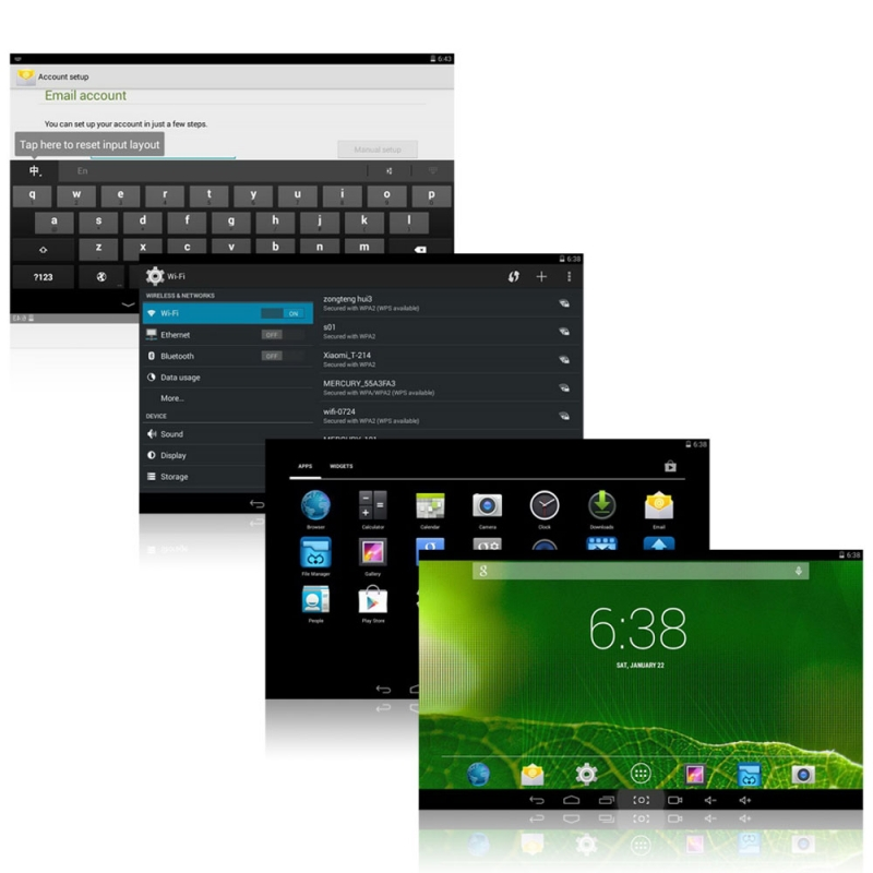 En gros Boda factory tablette pc 10 pouces 10.1 HDMI 10.1