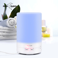 300ML Aromatherapy Electric Ultrasonic Essential Oil Diffuser Air Humidifier Aroma Lamp Diffuser Cool Mist Maker Humidifier