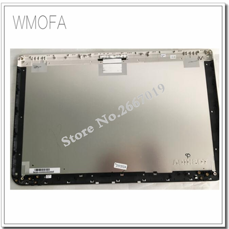 new Laptop Top LCD Back Cover for Toshiba Satellite L75-B P70-B S75-B A shell V000350180 new for toshiba s55t a5132 s55t a5277 s55t a5389 laptop lcd case top cover a shell lid fit touchscreen silver a shell