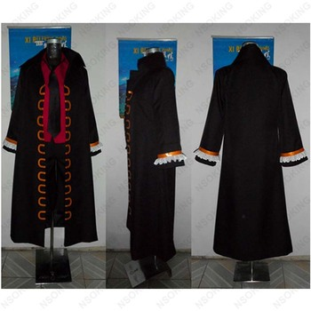 Anime One Piece Palgantong  Luffy Cosplay Costume Custom made