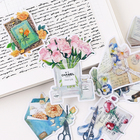 20pcs Cute Retro sti...