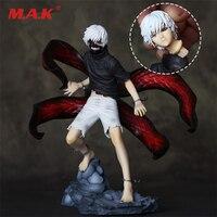 Tokyo Ghoul Kaneki Ken Awakened Ver Kotobukiya Artfx PVC 9 84 Figure Figurine Japanese Anime Collections