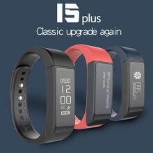 Оригинальный iwownfit i5 плюс смарт-браслет I5plus Браслет Bluetooth 4.0 трекер SmartBand Шагомер сна Мониторы IP67