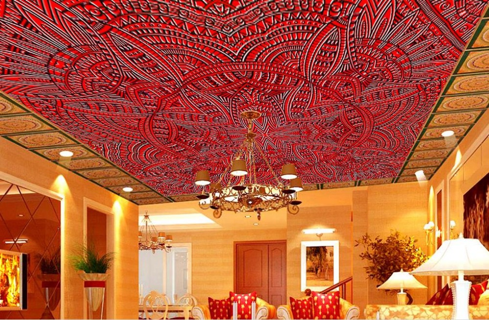 Online get cheap paint roll alibaba group for 3d wallpaper for hall