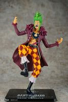 8 One Piece Figuarts Zero Bartolomeo Doll PVC Action Figures Collectible Model Toys