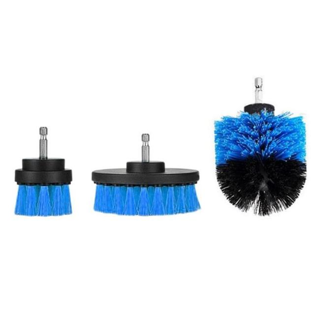 Power Drill Brush Set