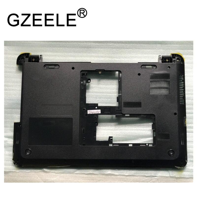 GZEELE nouveau pour HP pour pavilion 15-d pour compaq 250 G2 255 G2 série Bas Cas De Couverture De Base 747112-001 minuscules shell noir