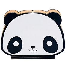 7 Color Book Light Usb Charging Colourful Cute Panda Book Light Night Lamp For Home Office Decoration Gift
