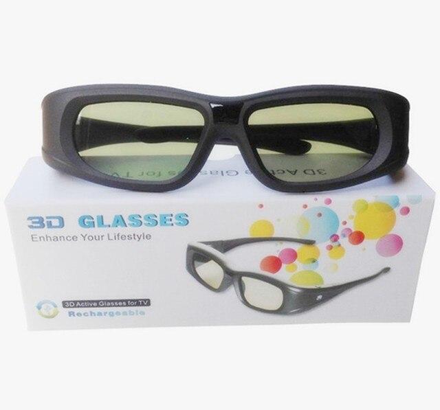 Usb rf bluetooth óculos 3d recarregáveis para epson eh-tw550 eh-tw5210  tw5350, f2d27bb32e