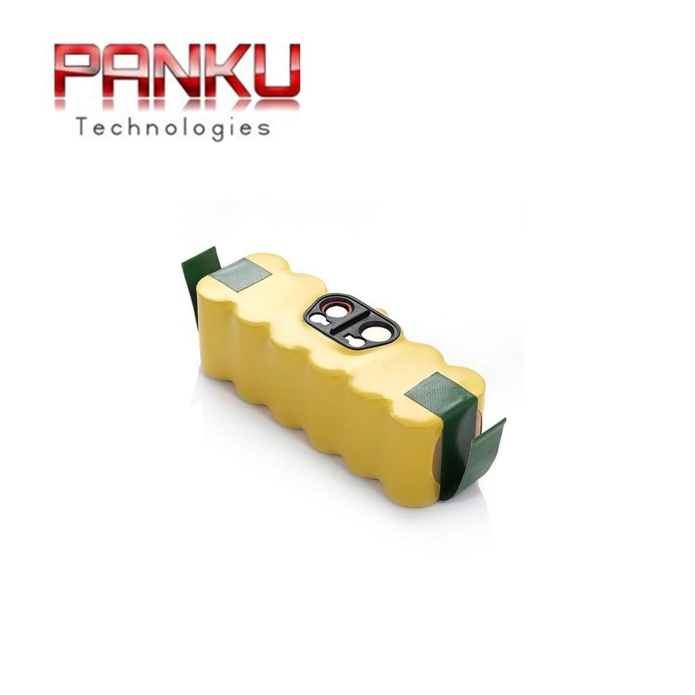 14.4v 4.5Ah Ni-MH <font><b>Battery</b></font> For iRobot <font><b>Roomba</b></font> 500 560 530 510 562 550 570 581 610 650 790 780 532 760 <font><b>770</b></font> <font><b>battery</b></font> Robotics