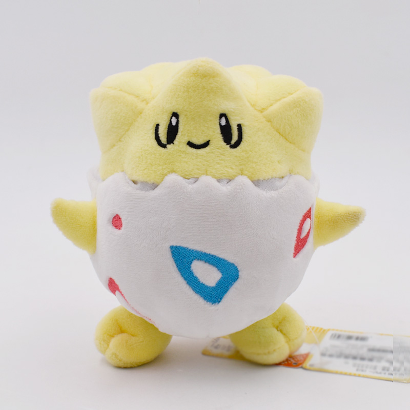 2017 Free Shipping Small Plush 12cm Togepi Toys Hobbies Dolls Stuffed Toys Stuffed Animals Plush Stuffed Plush Animals