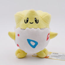 2017 Free Shipping Small Plush 12cm Togepi Toys Hobbies Doll