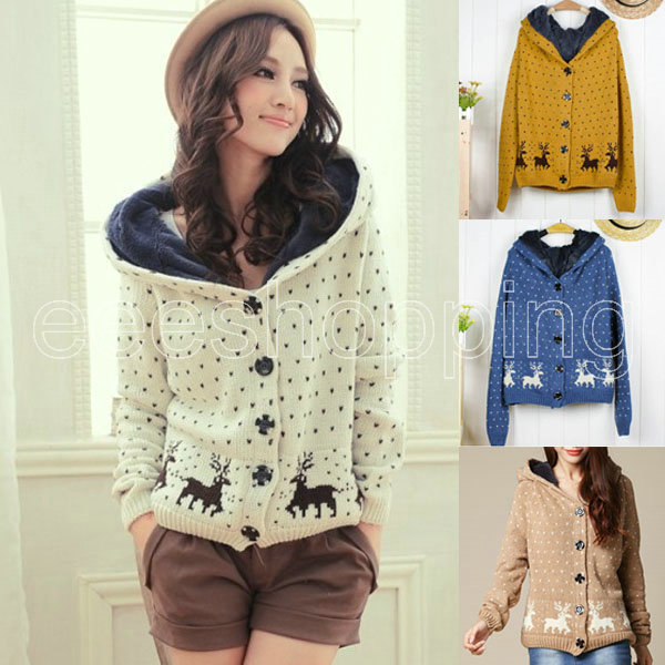 Women's knitted cardigans uk