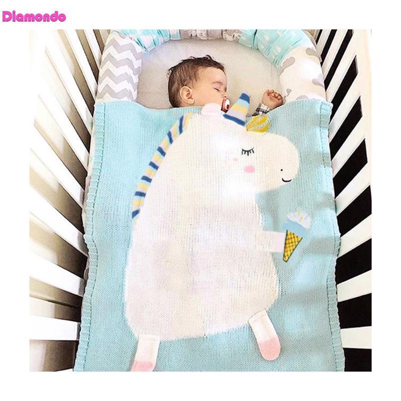 29cb4b027f2 Νέα Μόδα Μωρό Κουβέρτα Ζεστό Βρεφικά Παιδικά Κινούμενα σχέδια Μαλακά ...