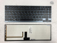 NEW US Laptop Keyboard for Toshiba Portege Z930 Z935 Z830 Z835 Series with Backlit & Frame(China)