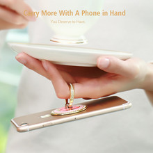 Jewelry Phone Holder Ring