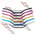 "6 Color Universal 7/8"" 22mm Aluminium Motorcycle Handlebar Handle bar For Yamaha Suzuki Kawasaki Honda"