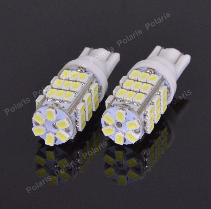 10pcs T10 1206 42 SMD Auto LED Lamps 42smd DC12V Car Side Wedge Marker Lights Turn Signals Bulb 194 927 161 168 W5W Wholesale t10 w5w 4 smd 1210 3528 dc12v 194 168 car wedge led lights 4led marker lamps auto reading dome bulbs 4smd