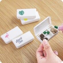 INS три сетки отсек для путешествий коробка для таблеток органайзер для таблеток медицинский контейнер для таблеток держатель для здравоохранения инструмент авторский Новинка