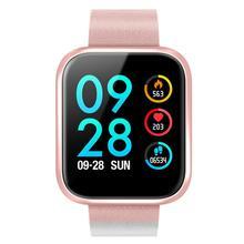 Смарт-часы IP68 Водонепроницаемый фитнес-трекер Браслет кровяное давление монитор сердечного ритма для Android Ios Телефон PK P68