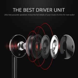 Image 5 - Bluetooth Oortelefoon In Ear Draadloze Sport Oortelefoon Magnetische Ketting Oor Telefoons Met Mic BT313 Mobile In Ear Oordopjes