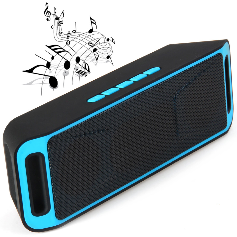 Wireless Portable Bluetooth Stereo Speaker Support Handsfree FM Radio TF Card USB AUX Playing for Mobile Phones bluetooth speaker portable wireless speaker with led display support usb tf card aux mode fm radio for phone samsung xiaomi