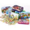 Новый 15 стилей деревянные детские паззлы игрушки коробка с животными план для детей , образования и обучения W005