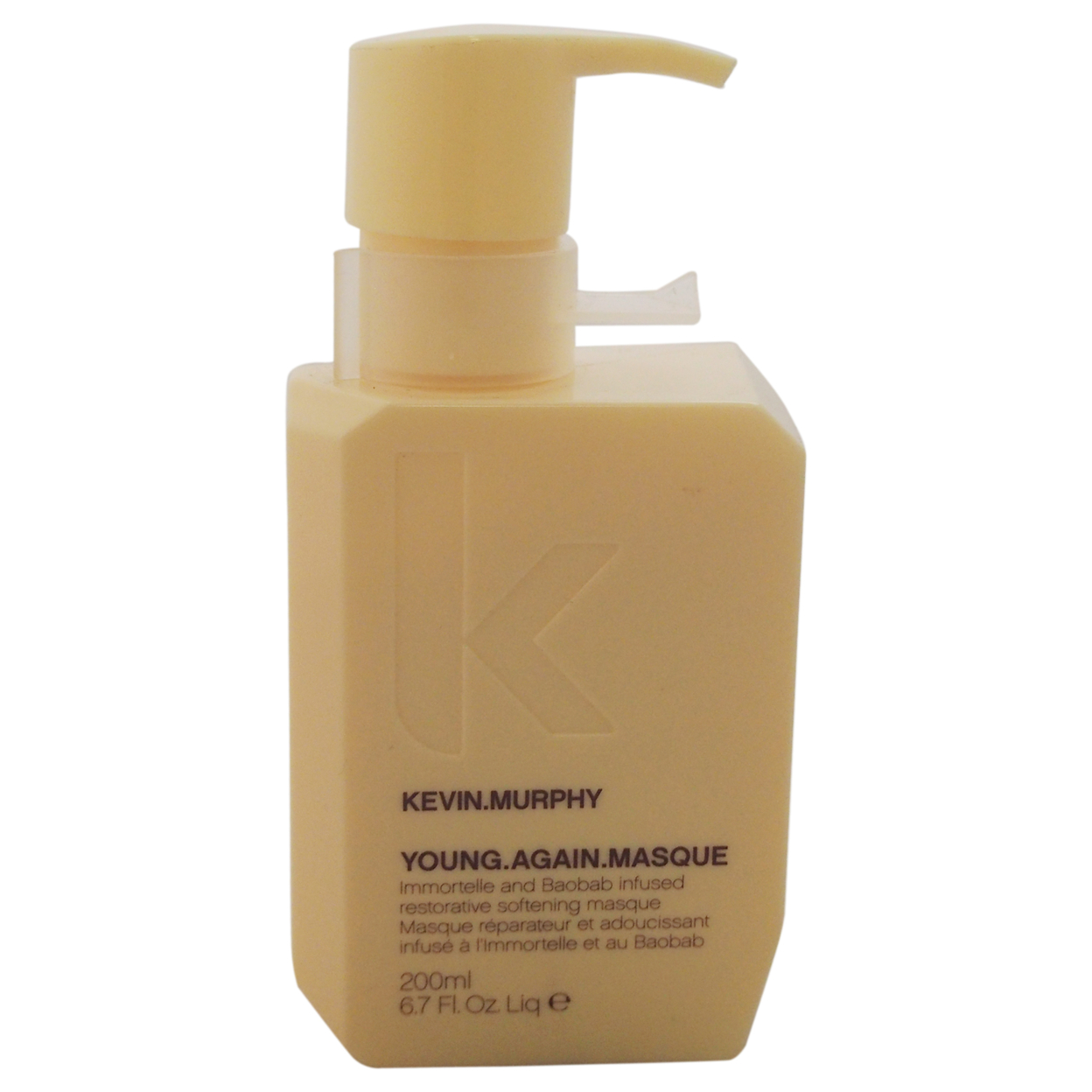 Young.Again.Masque by Kevin Murphy for Unisex - 6.7 oz Masque murphy kevin s quinoa improvement and sustainable production isbn 9781118628102