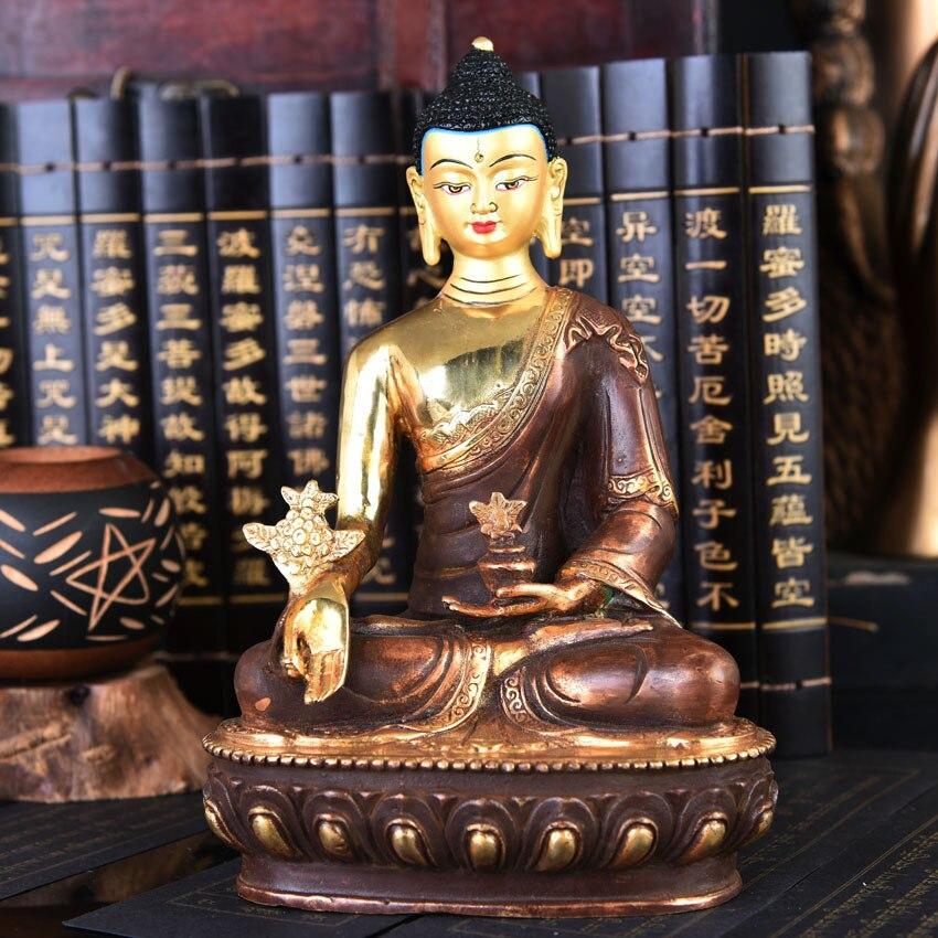 8 pollici di grandi dimensioni # religiosa Buddha figura # HOME OFFICE famiglia di Protezione efficaci # Buddismo Tibetano il Buddha della Medicina8 pollici di grandi dimensioni # religiosa Buddha figura # HOME OFFICE famiglia di Protezione efficaci # Buddismo Tibetano il Buddha della Medicina