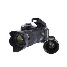 D7100 Aparat Cyfrowy 33 Mln Pikseli, Autofokus Ordro Kamera Profesjonalna LUSTRZANKA 24X Optyczny Zoom Kamery Wideo HD LED Reflektory