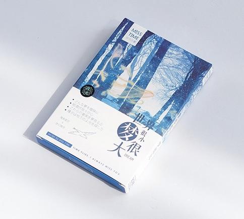 P141- Big World Paper Postcard(1pack=30pieces)