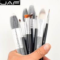 High Quality 12pcs Set JAF Brand Makeup Brushes Make Up Brush Make Up Brush Kit Fast