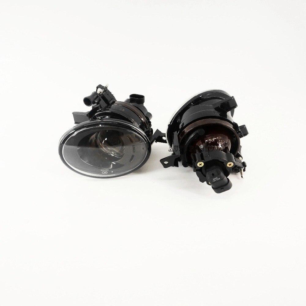 Пара ОЕМ передний бампер чистый 9006 Противотуманные фары Противотуманные фары 5K0 941 699 5K0 941 700 подходят VW Гольф-Джетта МК6 ЭОС Венто новый