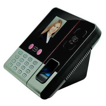 2.8-inch TFT, Face, Fingerprint, Password, ID Card