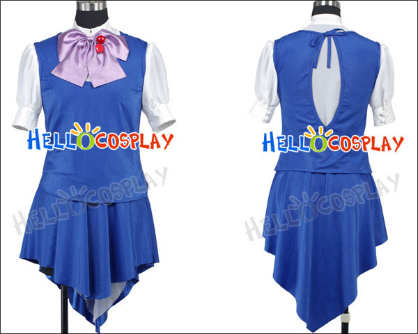 Japanese Anime Outfit Sheryl Nome Costume from Macross Frontier Cosplay H008