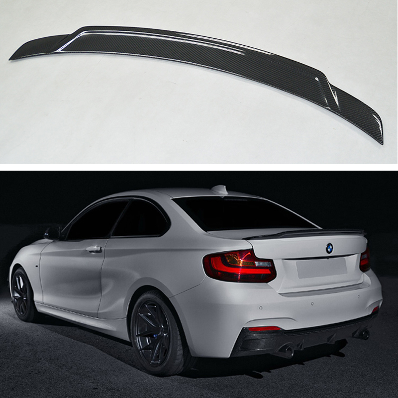For BMW 2014 UP F22 F23 M235i 235i 228i 220i 2DR Carbon Fiber Door Handle Cover