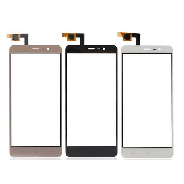 Replacement Touch Screen Glass Digitizer Panel For Xiaomi Redmi Note 3