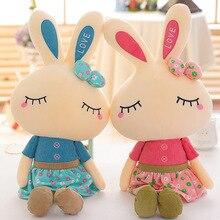 70cm plush toy rabbit doll creative pillow to send daughter gift activity children