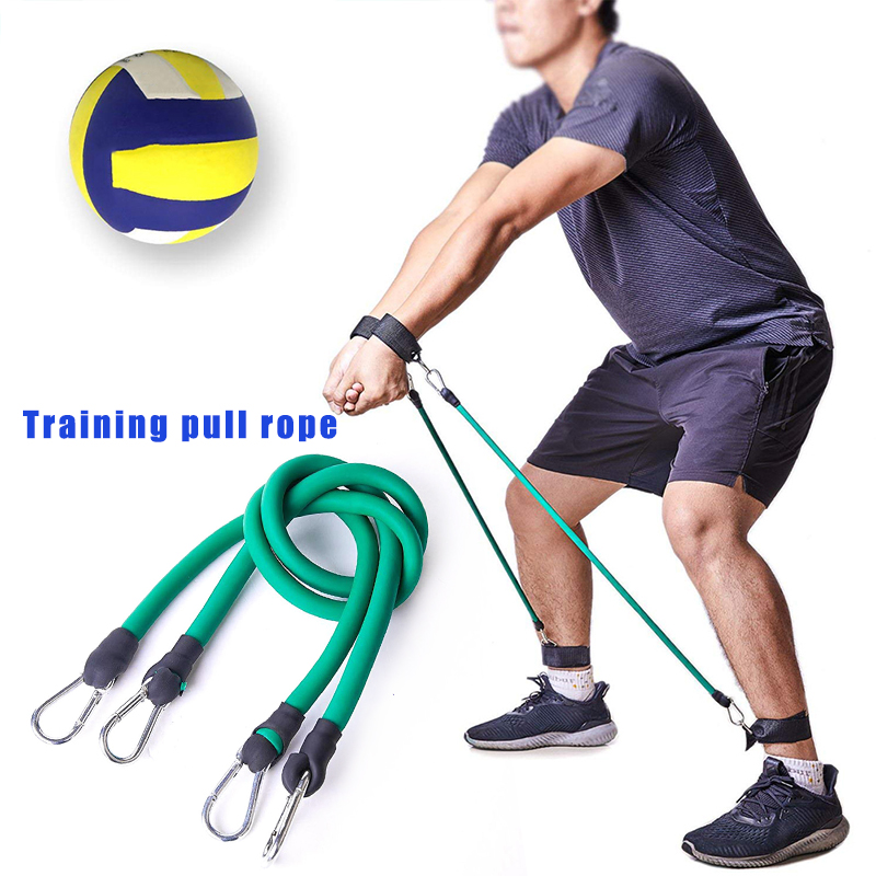 Volleyball Training Aid Resistance Band Belt Trainer Prevent Excessive Upward Arm Movement ED-shipping